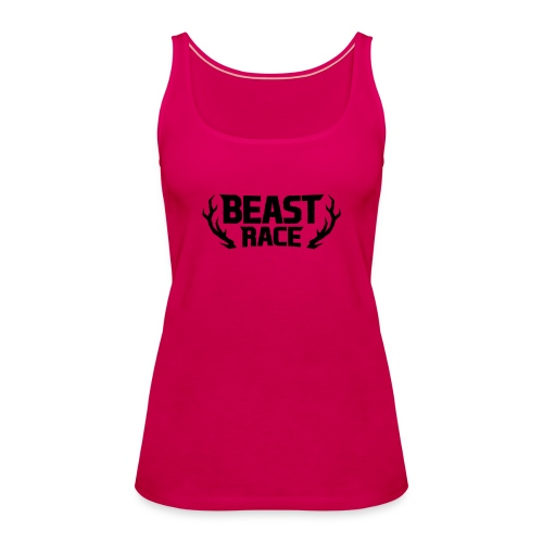 BEAST RACE - Women's Premium Tank Top