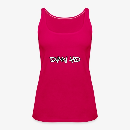 DVMV HD MERCH - Women's Premium Tank Top