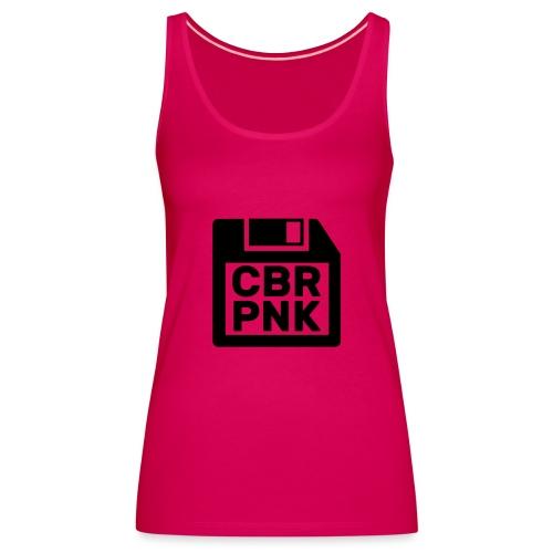 cbrpnk Transparent - Frauen Premium Tank Top
