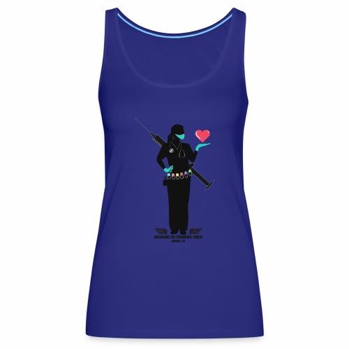 Nuestras Heroinas. - Camiseta de tirantes premium mujer