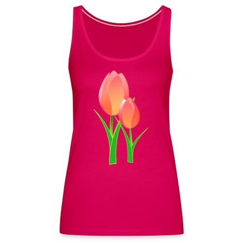 Belle fleur - Débardeur Premium Femme