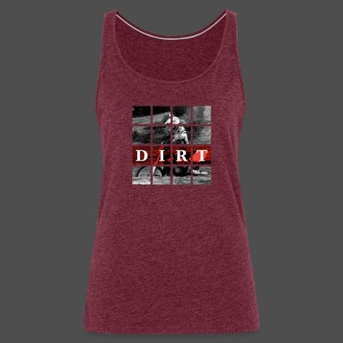 Dirt RD 19 - Tank top damski Premium