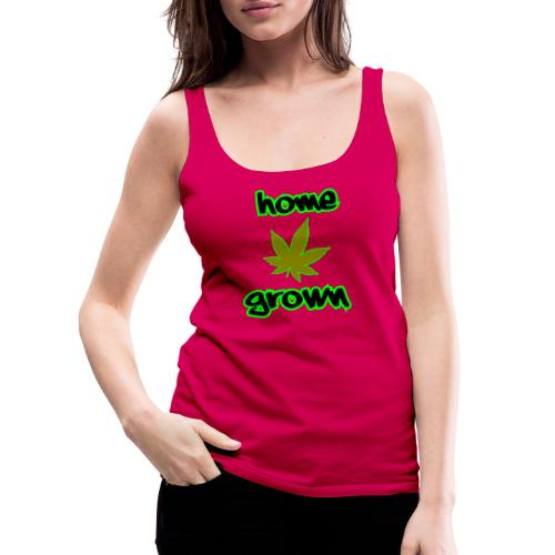 Home Grown - Women's Premium Tank Top