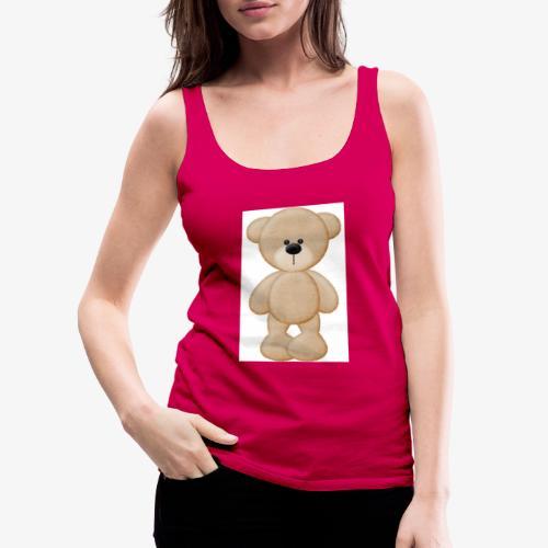 Teddy bear - Frauen Premium Tank Top