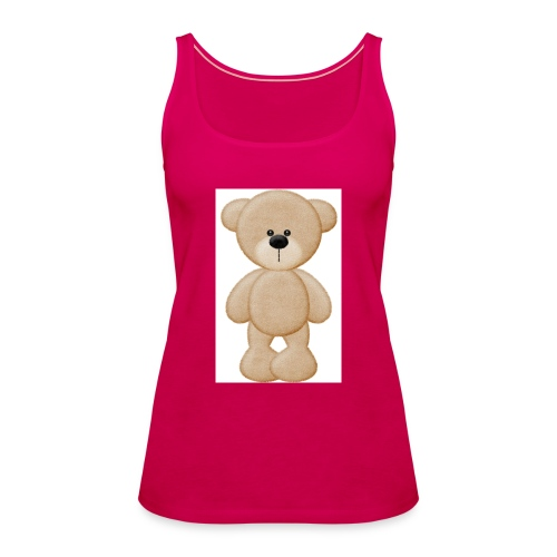 Teddy bear - Frauen Premium Tank Top