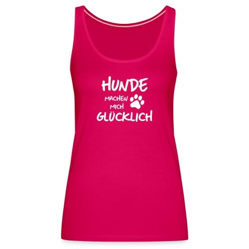 Vorschau: gluck - Frauen Premium Tank Top
