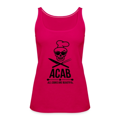 a.c.a.b. - Frauen Premium Tank Top
