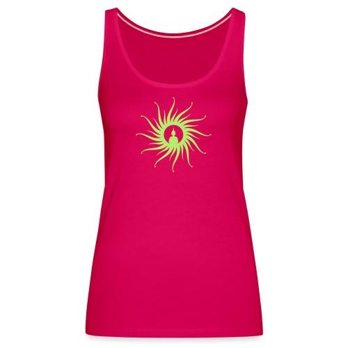 Buddha Sun - Frauen Premium Tank Top