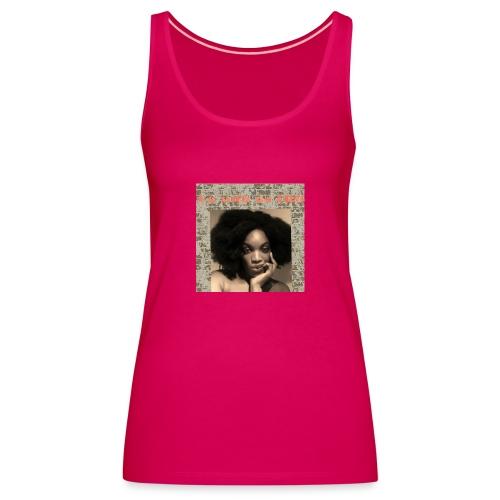 Afro lover - Women's Premium Tank Top