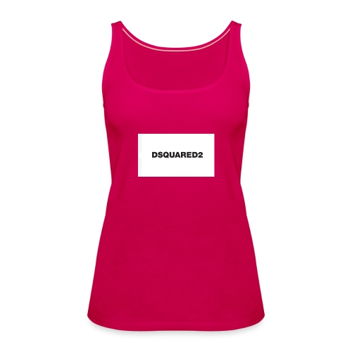 new D2 - Frauen Premium Tank Top