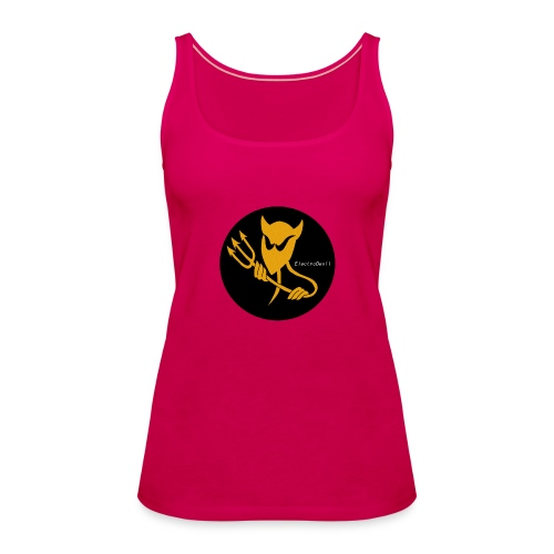 ElectroDevil T Shirt - Women's Premium Tank Top