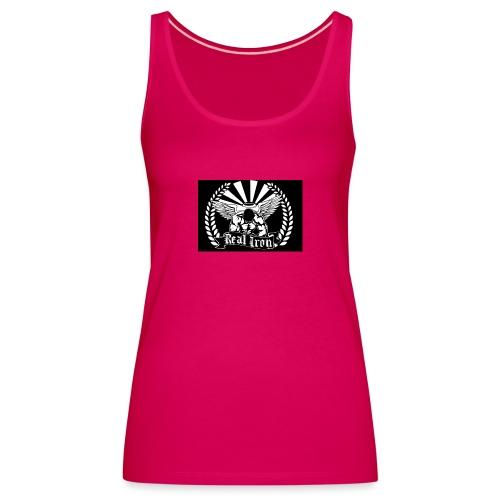 Logo Ironwear - Frauen Premium Tank Top