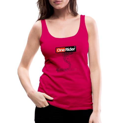 Music - Camiseta de tirantes premium mujer