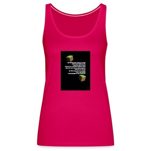 besef - Vrouwen Premium tank top
