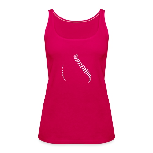 Baseball - Women's Premium Tank Top