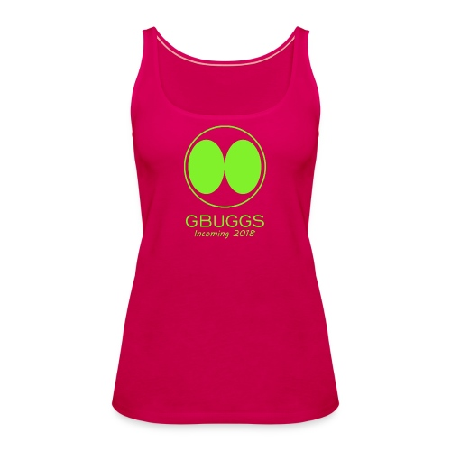 G Face Green INC - Women's Premium Tank Top