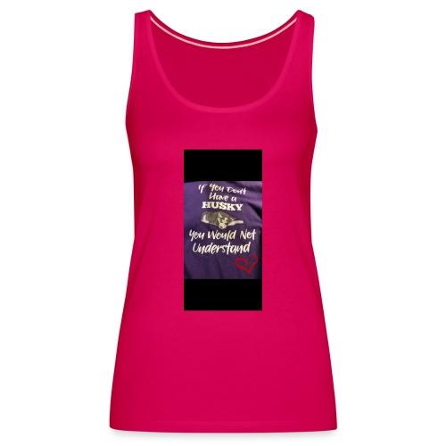 Husky - Premium singlet for kvinner