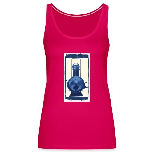 Lok Lantern - Naisten premium hihaton toppi