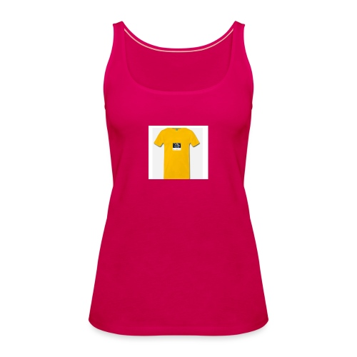 stream games - Vrouwen Premium tank top