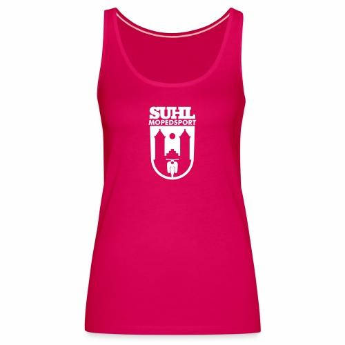 Suhl Mopedsport Schwalbe Logo - Women's Premium Tank Top