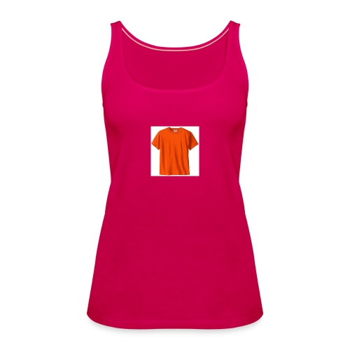 shirt 450x462 - Frauen Premium Tank Top