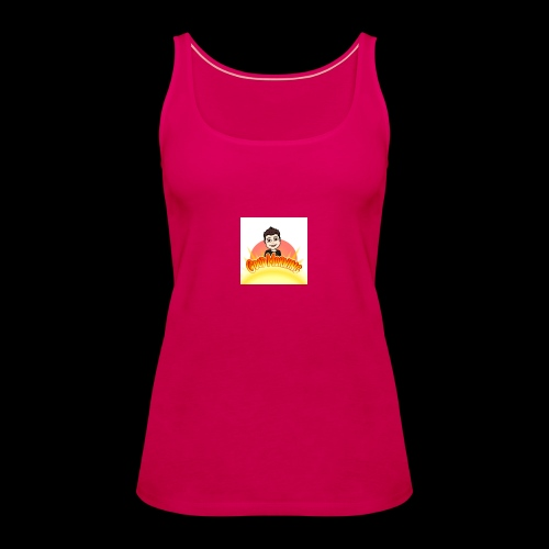 Good Morning - Frauen Premium Tank Top