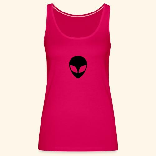 400px Alien01 - Canotta premium da donna