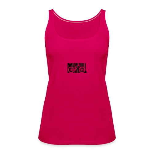 Downhill collection - Frauen Premium Tank Top