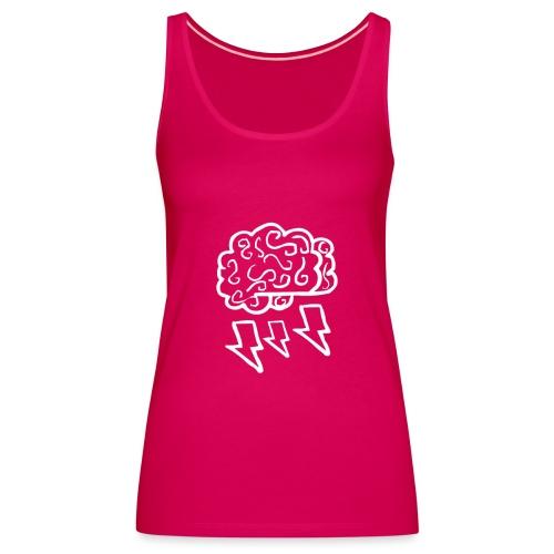 Classic Brainstorm Shirt (WOMEN) - Women's Premium Tank Top