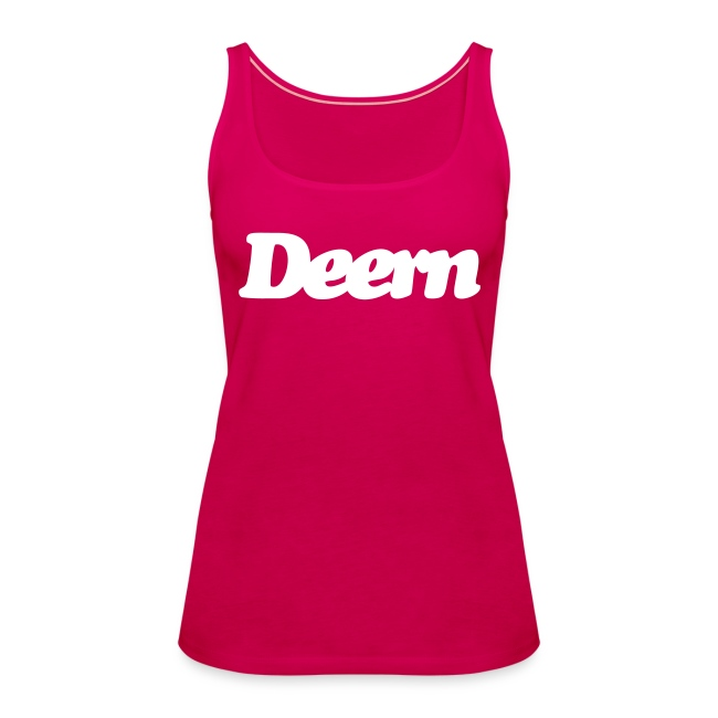 """Comfort-T-Shirt """"Deern"""", weiss"""