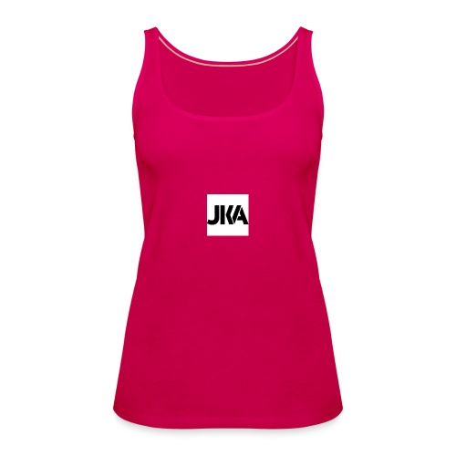 official jka hoodies - Women's Premium Tank Top