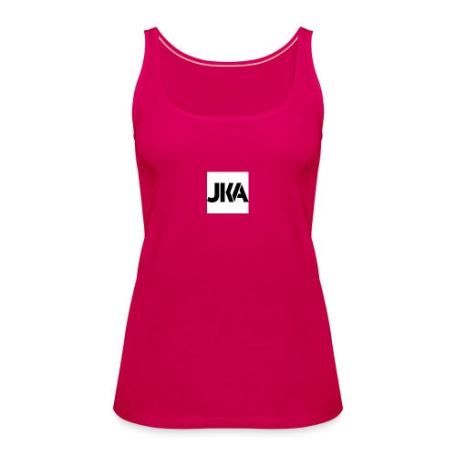 official jka hoodies - Women's Premium Tank Top