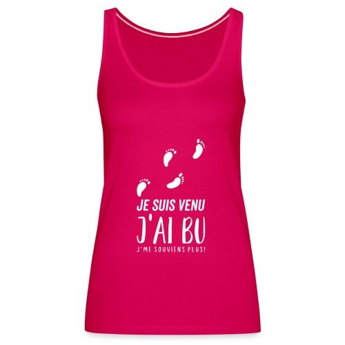Tshirt Femme / homme - Débardeur Premium Femme