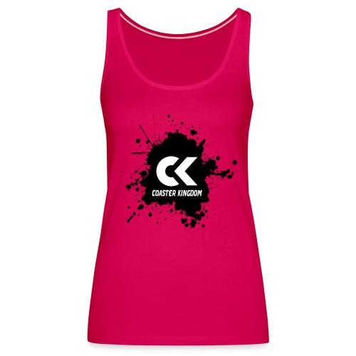 Coaster Kingdom Splash - Women's Premium Tank Top