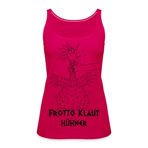 Frotto - Frauen Premium Tank Top