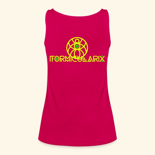 formi 2color - Frauen Premium Tank Top