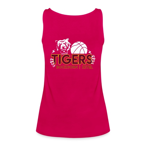 BSG Tigers - Frauen Premium Tank Top