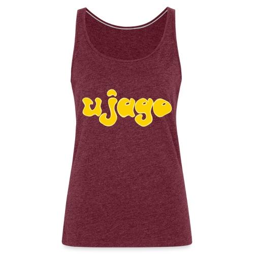 ujago gelb - Frauen Premium Tank Top