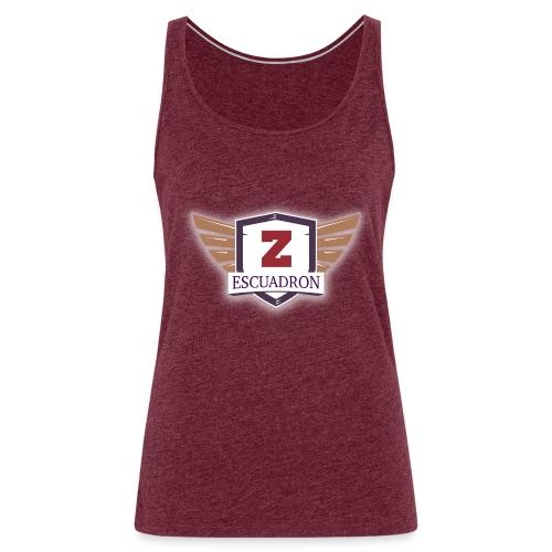 Escuadrón Z - Camiseta de tirantes premium mujer