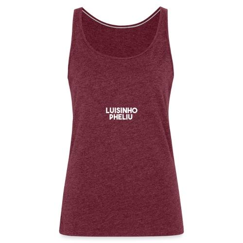 Sin_Fondo - Camiseta de tirantes premium mujer