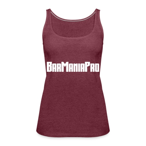 BarManiaPro - Women's Premium Tank Top
