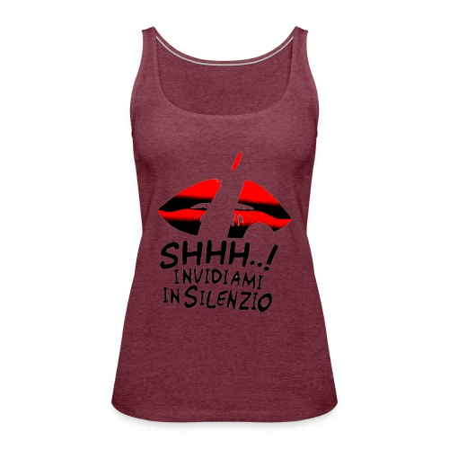 Maglietta Invidiamiot 2 - Canotta premium da donna
