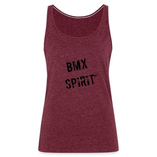BMX SPIRIT CLASSIC - Débardeur Premium Femme