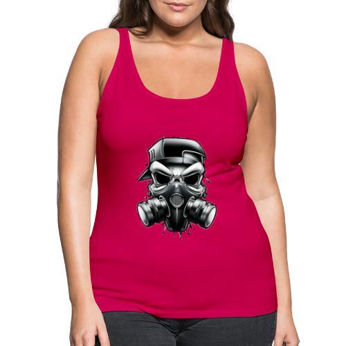 mask - Camiseta de tirantes premium mujer