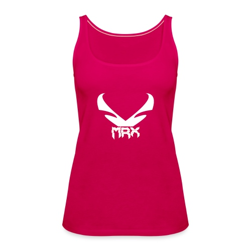 Black | MxR - Frauen Premium Tank Top