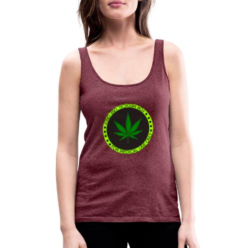 FOR MEDICAL USE ONLY HEMP 2 - Frauen Premium Tank Top