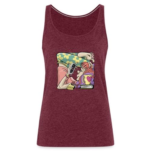 Student Girl Box Housing. T-shirts, Hoodies, Gifts - Naisten premium hihaton toppi