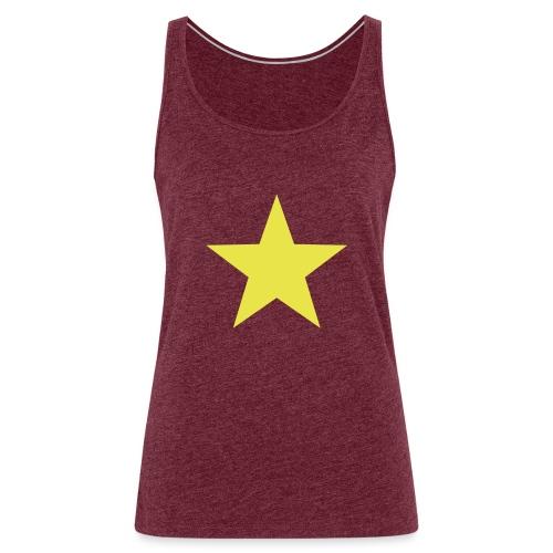 étoile couleurs modifia.. - Débardeur Premium Femme