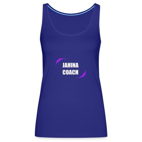 JHNA 001 - Débardeur Premium Femme