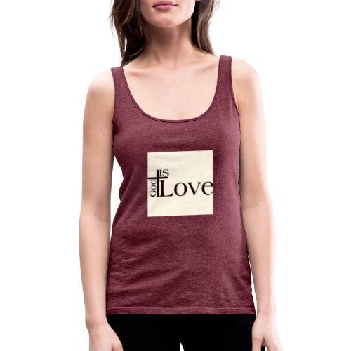 Good love - Women's Premium Tank Top